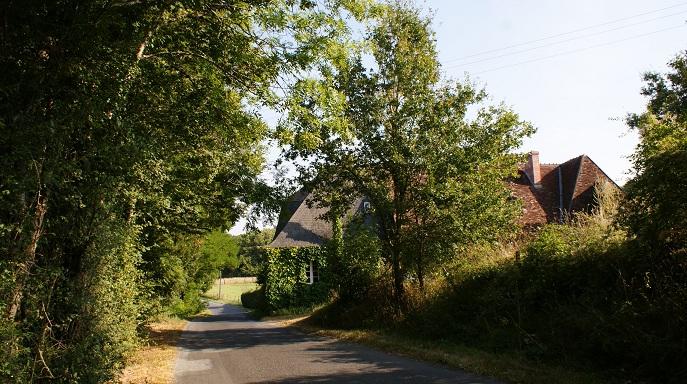 vallée transversale loire à vélo de saint ouen maison de campagne